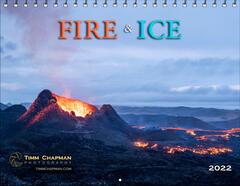 Fire & Ice - 2022 Wall Calendar