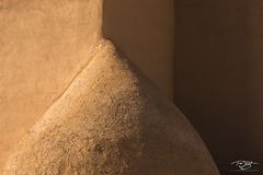new mexico, gallery, santa fe, Adobe Abstract, taos, st francis de assisi, church, adobe, pueblo, house, clay brick, clay, sand, straw, terracotta, abstract, adobe, light, shadow