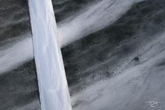 russia, lake baikal, siberia, ice, winter, Pribaikalsky National Park, Прибайкальский национальный парк, Pribaykalski National Park, ice patterns, windblown ice, crack, monochrome, abstract; granite