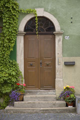 Bavarian Door