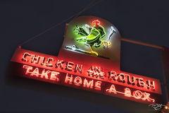 Chicken in the Rough