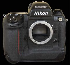 NASA modified Nikon F5 camera