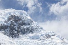los glaciares national park, Glacier National Park, argentina, lago argentina, spegazinni glacier, upsala glacier, clouds, fearsome, foreboding, mountain, peak, summit, snow, ice, patagonia, cerro pei