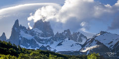 jagged peaks, mountain peaks, torres, mt fitzroy, fitzroy, mount, mountain, patagonia, argentina, el chalten, weather maker, weathermaker, storms, rugged peaks, rugged, landscape