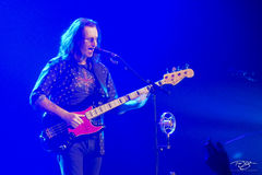 rush, soloing, fender, geddy lee, in concert, performing, rock concert, clockwork angels tour, 2012, bass guitar