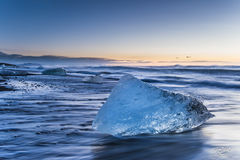 Iceland, south coast, waves, sea, sunrise, blue, ice, beach, fire, the secret life of walter mitty, game of thrones
