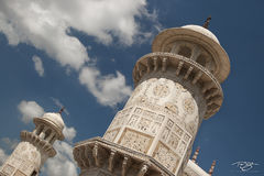 india, Itimad-Ud-Daulah, mausoleum, marble, jewelery box, jewellery box, clouds, baby taj, agra, india mausoleum, temple, jewel box, architectural marvel, balance, perfection, mosque
