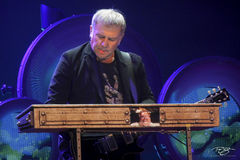 rush, alex lifeson, in concert, performing, rock concert, clockwork angels tour, 2012, keyboards, lerxst
