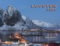 Lofoten - 2021 Wall Calendar