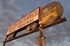Rio Pecos Ranch Truck Terminal