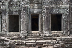 angkor wat, cambodia, temple, bayon, ancient, inner chamber, carving, stone, gallery, chamber, window, light, shadow, sculpture, doorways, doors, door, library, abandoned, forgotten, peace, tranquilit