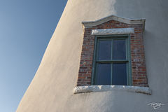 lighthouse, light, marblehead, ohio, fresnel, nautical, window, architecture, architectural detail, brick