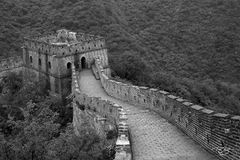 great wall of china, doorway, gatehouse, watch tower, watchtower, mutianyu, badaling, great wall, beijing, fortress, impenetrable, world wonder, 7 wonders of the world, ancient world, wonder, black an