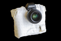 NASA Nikon Thermal Blankets for EVA