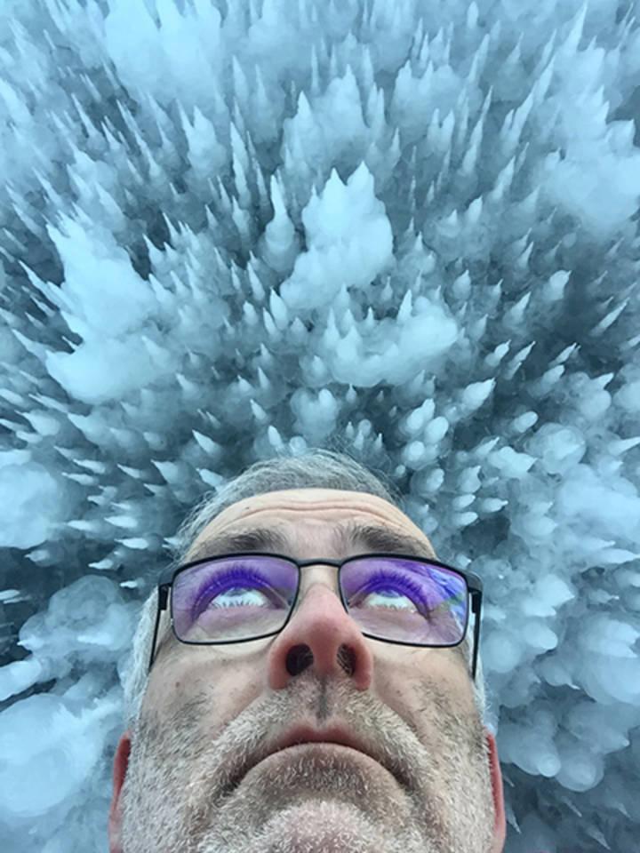 Siberia in the dead of Winter