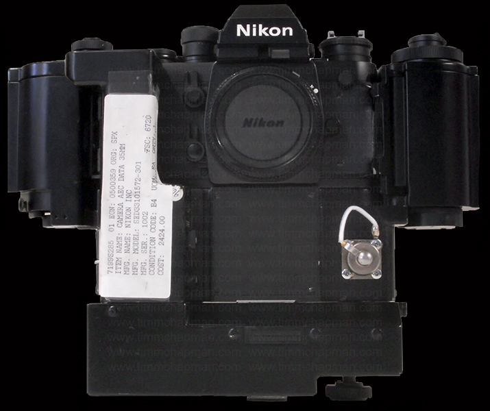 nasa, nikon, space camera, F, FTN, F3, small camera, big camera, large camera, F4, F4 ESC, F4S, EVA, F5, DCS460, DCS660, DCS760, photo