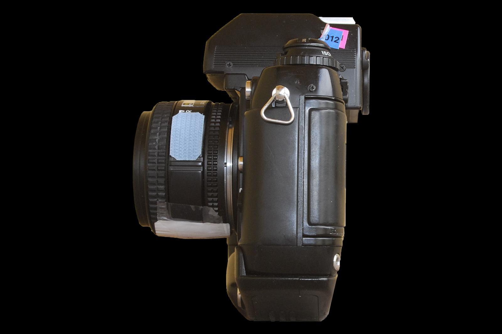 nasa nikon, nasa camera, space camera, nikon f4, Nikon F4S, photo
