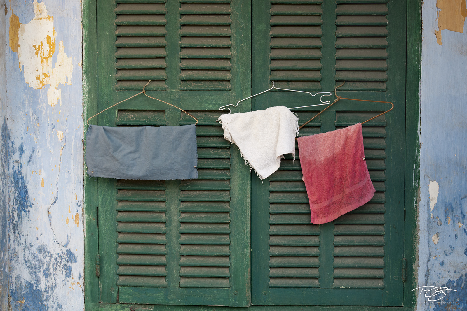 vietnam, vietnam, blue, green, red, shutters, peeling paint, window, carribean, caribbean, worn, rustic, hoi an