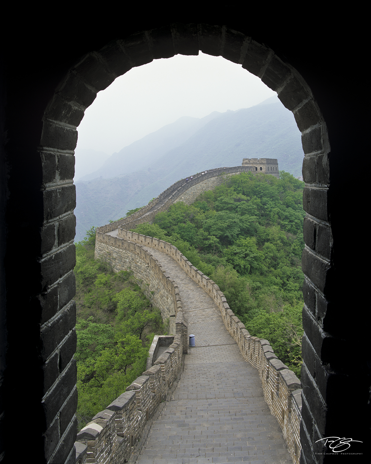 great wall of china, doorway, gatehouse, watch tower, watchtower, mutianyu, badaling, great wall, beijing, fortress, impenetrable, world wonder, 7 wonders of the world, ancient world, wonder, stone sn, photo