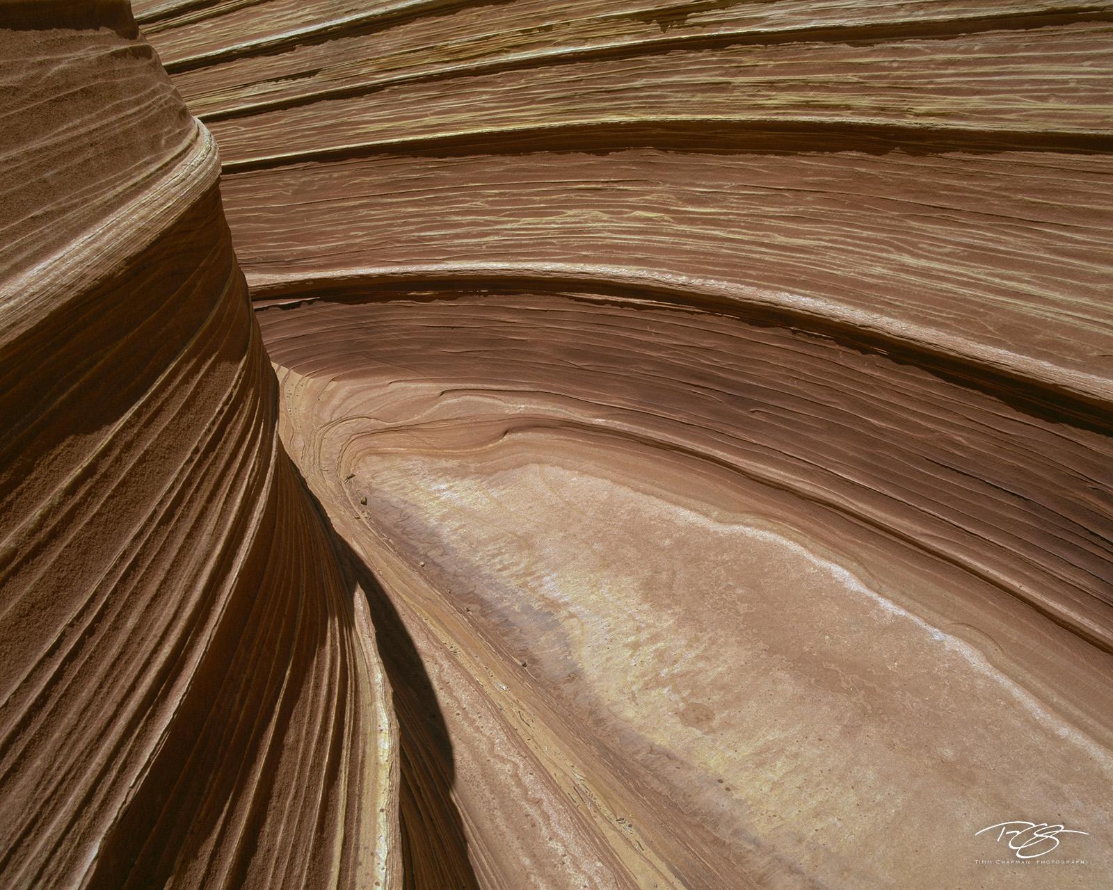 Arizona, Vermillion Cliffs, vermillion cliffs wilderness, coyote buttes, the wave, northern arizona, striated sandstone, geology, layered rock, photo
